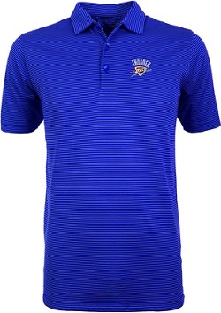 Antigua Men's Oklahoma City Thunder Quest Polo Shirt