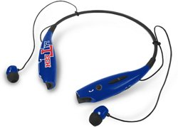 Mizco Louisiana Tech University Wireless Bluetooth Neckband Earbuds