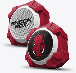 Mizco University of Arkansas Bluetooth Shockbox Speaker