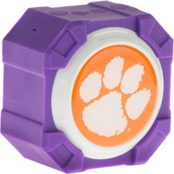 Mizco Clemson University Bluetooth Shockbox Speaker