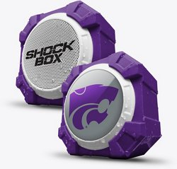 Mizco Kansas State University Bluetooth Shockbox Speaker