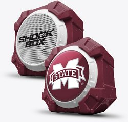 Mizco Mississippi State University Bluetooth Shockbox Speaker