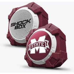 Mississippi State University Bluetooth Shockbox Speaker
