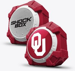 Mizco University of Oklahoma Bluetooth Shockbox Speaker
