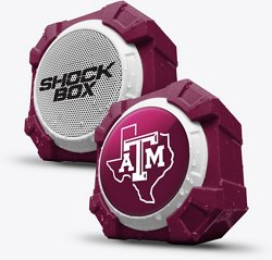 Mizco Texas A&M University Bluetooth Shockbox Speaker