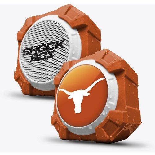 Mizco University of Texas Bluetooth Shockbox Speaker