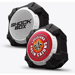 University of Louisiana at Lafayette Bluetooth Shockbox Speaker