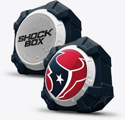 Mizco Houston Texans Shockbox Bluetooth Speaker