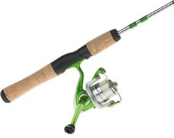 Catch More Fish 4 ft 6 in UL Panfish Spinning Rod and Reel Combo