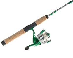 Shakespeare Catch More Fish Trout 5 ft 6 in L Spinning Rod and Reel Combo