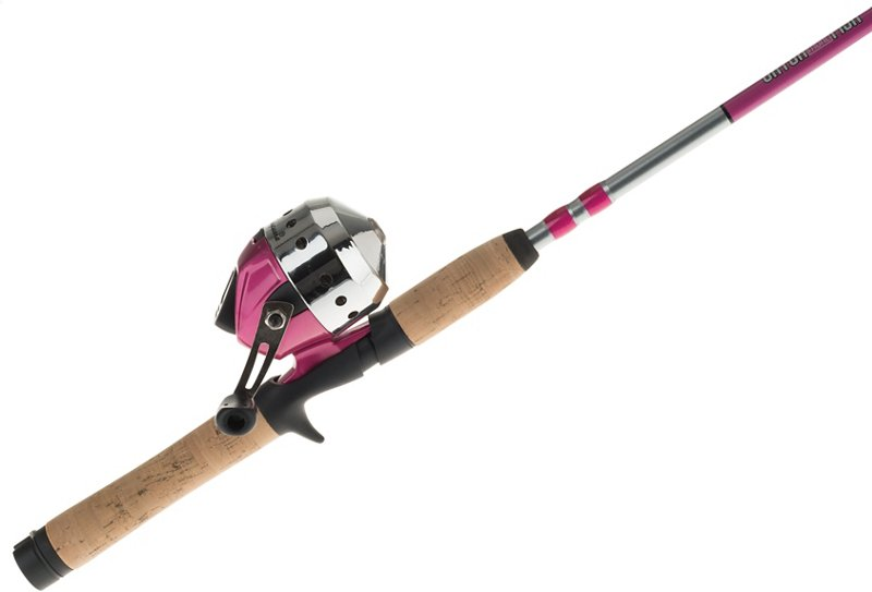 Shakespeare Catch More Fish Women's 5 ft 6 in M Spincast Rod and Reel Combo – Fishing Combos, Spincast Combos at Academy Sports