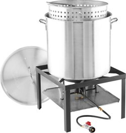100 qt Crawfish Kit with Strainer