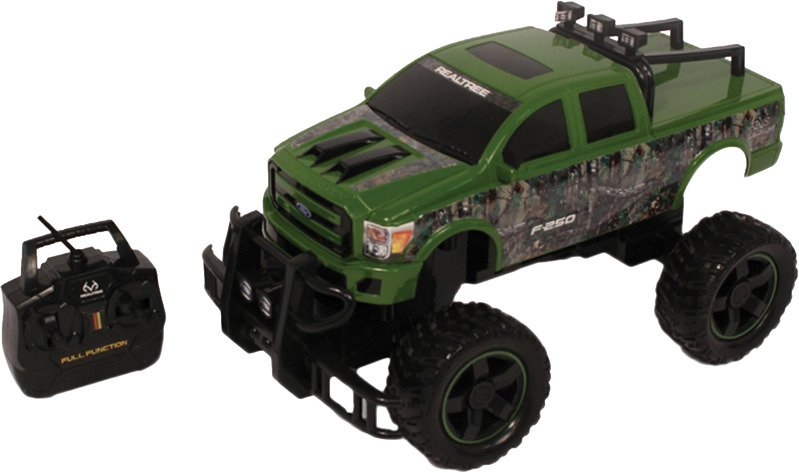 Display product reviews for NKOK Realtree 1:14 Scale F-250 Super Duty RC Truck