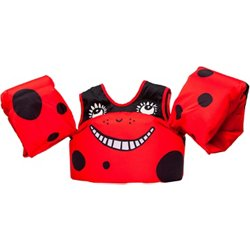 Kids' Ladybug Paddle Pals Motion Swim Life Vest