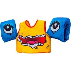 Kids' Mnstra Paddle Pals Motion Swim Life Vest