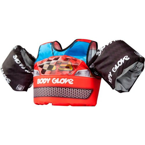 Body Glove Kids' Car Paddle Pals Motion Swim Life Vest