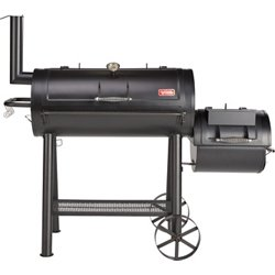 Hill Country Offset Charcoal/Wood Smoker
