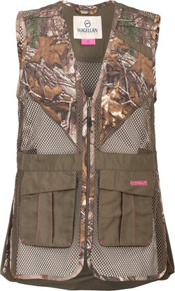 Women's Piedmont Camo Game Vest