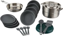 Adventure Base Camp 19-Piece Cook Set