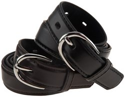 Austin Trading Co. Girls' 2-for-1 School Uniform Belt
