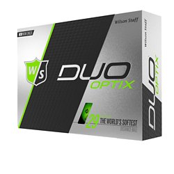 Duo Soft Optix Golf Balls 12-Pack