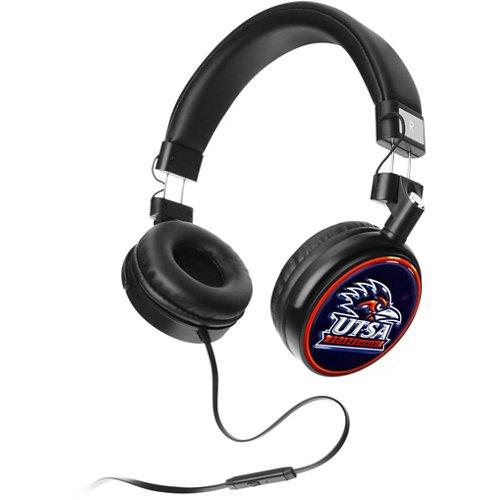 Mizco University of Texas at San Antonio 4D Logo Headphones