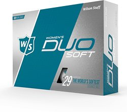 Women's Duo Soft Golf Balls 12-Pack