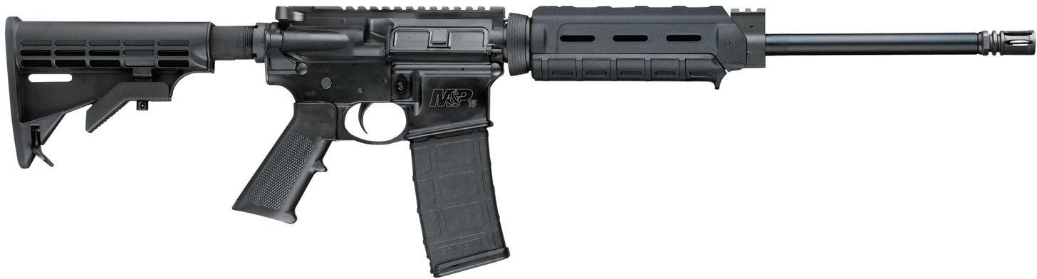 Smith & Wesson M&P15 Sport II .223 Remington/5.56 NATO Semiautomatic Rifle