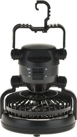 Stansport 18-LED Camping Lantern with Fan