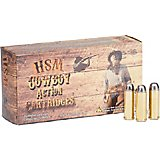 HSM Cowboy Action .44 Remington Magnum 200-Grain Centerfire Handgun Ammunition