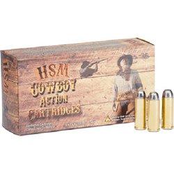 Cowboy Action .44 Remington Magnum 200-Grain Centerfire Handgun Ammunition