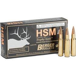 Trophy Gold BTHB .260 Remington 130-Grain Centerfire Rifle Ammunition