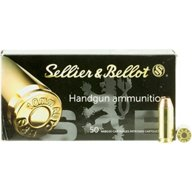 Sellier & Bellot 10A FMJ 10mm 180-Grain Centerfire Handgun Ammunition