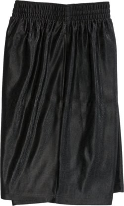 BCG Men's Basic Textured Dazzle Basketball Short