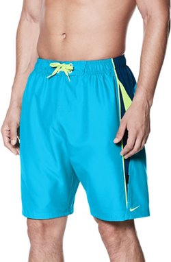 Nike Men's 9 in Spliced Side Volley Short