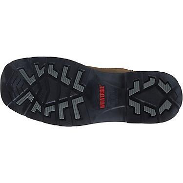 77cd28b0df3 Wolverine Men's Rancher EH Steel Toe Wellington Work Boots