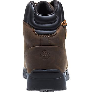 0313033aaa8 Wolverine Men's 6 in Mauler LX EH Composite Toe Lace Up Work Boots