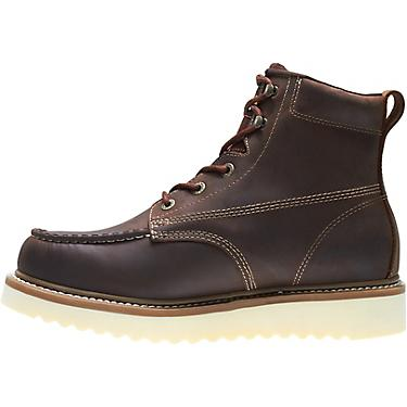 3f66730876f Wolverine Men's Loader 6 in Wedge EH Lace Up Work Boots
