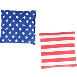 Patriotic 16 oz Beanbags 8-Pack