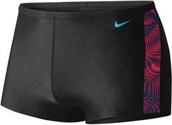 Nike Men's Far Out Square Leg Splice Swim Briefs