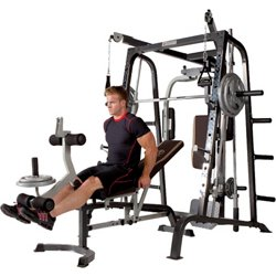 Diamond Elite Smith Cage Machine