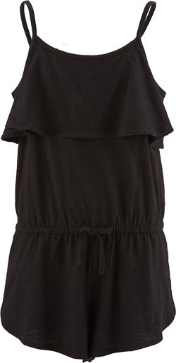 O'Rageous Juniors' Romper Swim Cover-Up