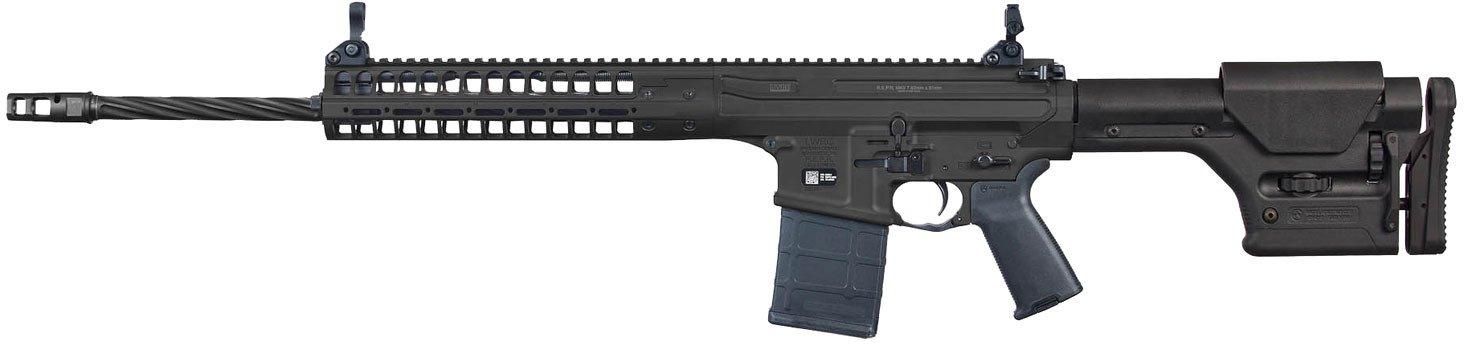 LWRCI R.E.P.R. Spiral Fluted .308 Winchester/7.62 NATO Semiautomatic Rifle