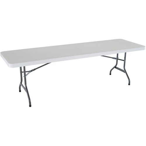 Lifetime 8 ft Folding Table
