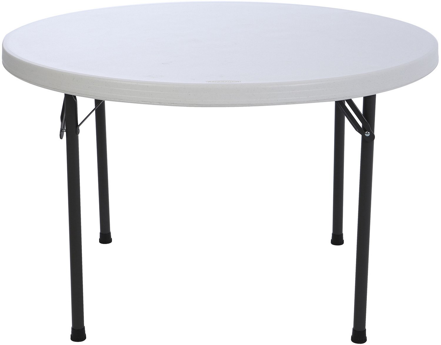Lifetime 46 in Round Commercial Folding Table - view number 1
