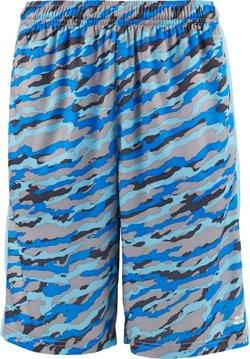 BCG Boys' Camo Splice Turbo Shorts