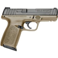 SD9 FDE 9mm Full-Sized 16-Round Pistol