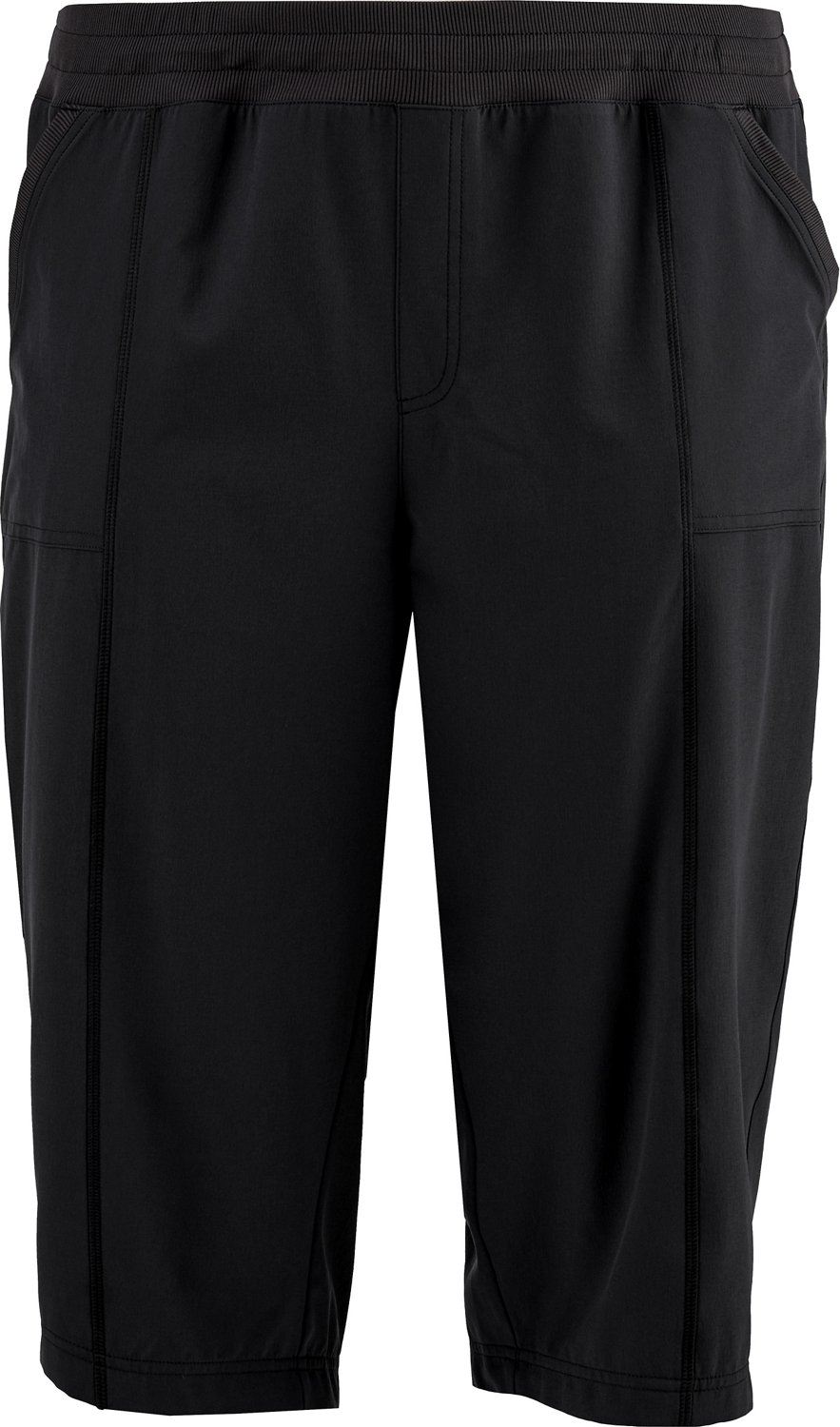 BCG Women's Stretch Woven Plus Size Capri Pants - view number 3