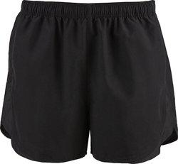 BCG Women's Plus Size Woven Athletic Shorts