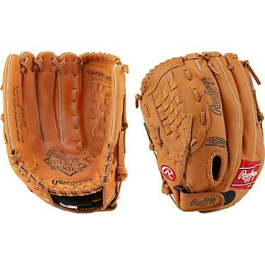 Rawlings Select Series 12.5 in Pitcher/Infield/Outfield Baseball/Softball Glove Left-handed